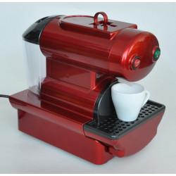 Nano rosso rubino caffè espresso sistema a capsule