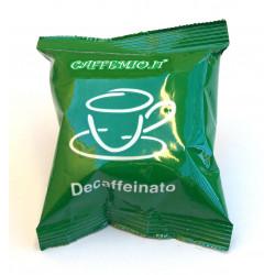 Caffè espresso qualita' decaffeinato